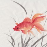 Goldfish *Chinese Spontaneous Style)