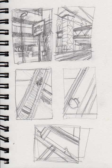 thumbnails (pencil)