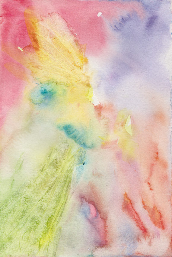 Technicolour Test (Watercolour)