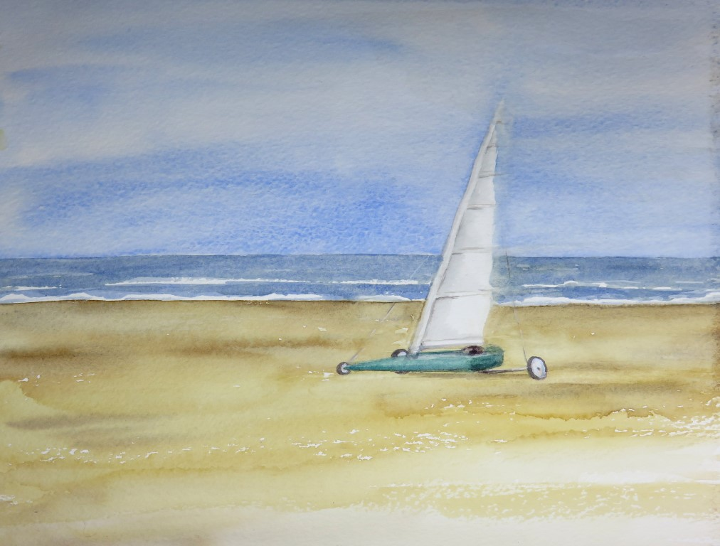 Day 15: On the Beach